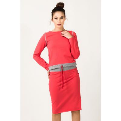 Eleganckie spódnice z wysokim stanem i spódniczki krótkie