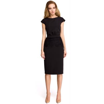 cdeb73be Klasyczne czarne sukienki damskie, mała czarna | sklep Naia