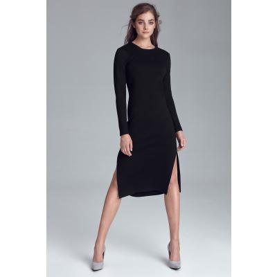 Klasyczne czarne sukienki damskie, mała czarna | sklep Naia
